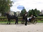 Svatba na zámku Mnichovo Hradiště