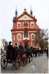 Kostel ve Staré Boleslavi.